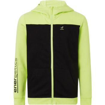 Energetics LENNY V JRS, dječja jakna za fitnes, zelena