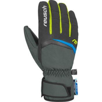 Reusch BALIN R-TEX XT, muške skijaške rukavice, siva