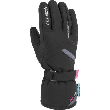Reusch HANNAH R-TEX XT, ženske skijaške rukavice, crna
