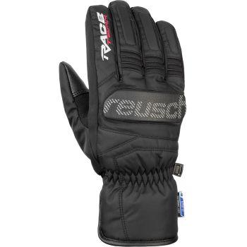Reusch SKI RACE VC R-TEX XT, muške skijaške rukavice, crna
