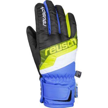 Reusch DARIO R-TEX XT JR, dječje skijaške rukavice, crna