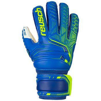 Reusch ATTRAKT SG FINGER SUPPORT JR, dječje nogometne rukavice, plava