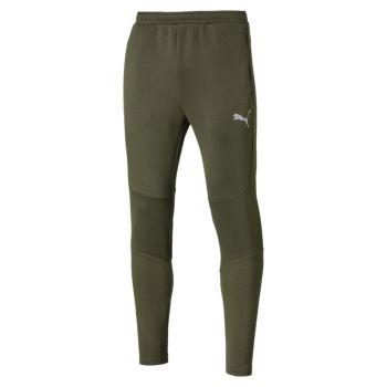 Puma EVOSTRIPE PANTS, muške hlače, zelena