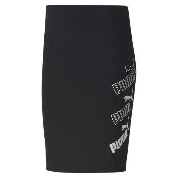 Puma AMPLIFIED SKIRT, ženska suknja, crna