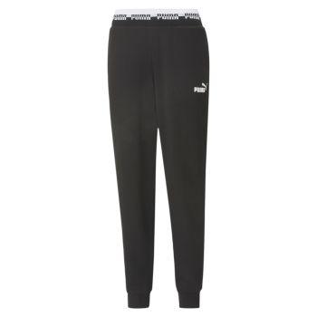 Puma AMPLIFIED PANTS TR, ženske hlače, crna