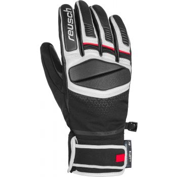 Reusch MASTERY, muške skijaške rukavice, crna