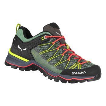 Salewa MTN TRAINER LITE GTX W, cipele za planinarenje, zelena