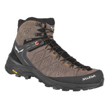 Salewa ALP TRAINER 2 MID GTX M, muške cipele za planinarenje, smeđa