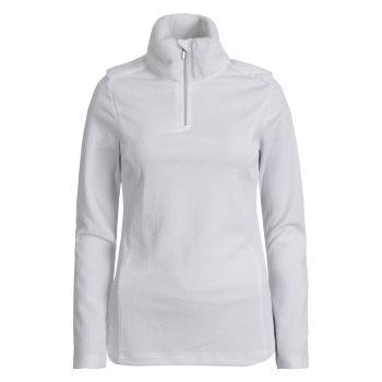 Luhta EVOIS, ženski skijaški flis, bijela