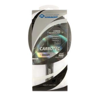 Donic CARBOTEC 900, reket za stolni tenis, crna