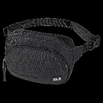 Jack Wolfskin UPGRADE S, torbica oko struka, crna