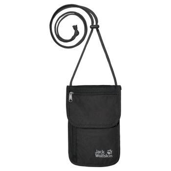 Jack Wolfskin ORGANIZER, torbica oko struka, crna
