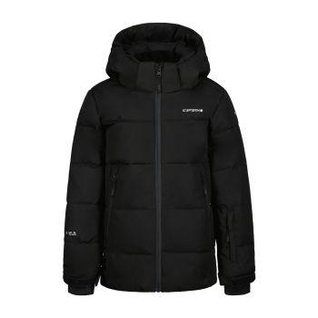 Icepeak LOUIN JR, dječja skijaška jakna, crna