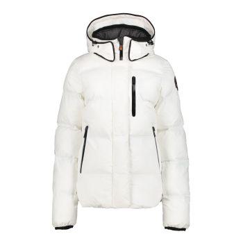 Icepeak BRITTON, ženska jakna za planinarenje, bijela