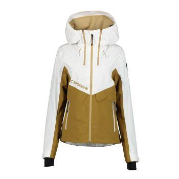 Icepeak DELAVAN, ženska jakna za planinarenje, bijela