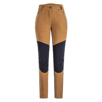 Icepeak DORAL, ženske planinarske hlače, smeđa