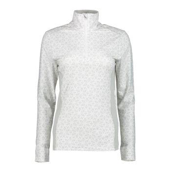 Icepeak DASSEL, ženski flis zip, bijela