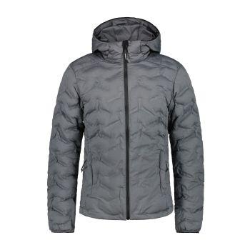 Icepeak DAMASCUS, muška jakna za planinarenje, siva