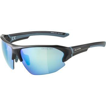 Alpina LYRON HR, naočale, crna