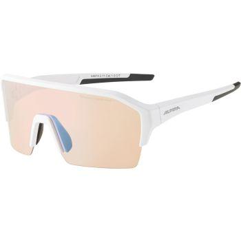 Alpina RAM HR HVLM+, naočale, bijela