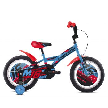 Capriolo MUSTANG 16, dječji bicikl, plava