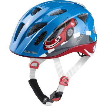 Alpina XIMO FLASH, dječja biciklistička kaciga, plava