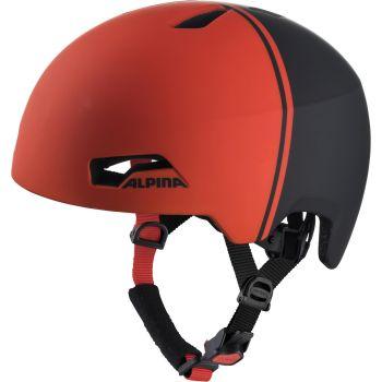 Alpina HACKNEY, dječja biciklistička kaciga, crna