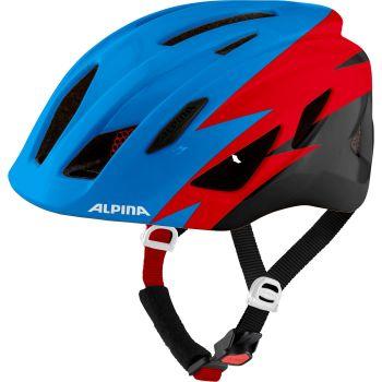 Alpina PICO, dječja biciklistička kaciga, plava