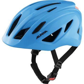 Alpina PICO FLASH, dječja biciklistička kaciga, plava