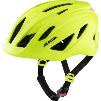 Alpina PICO FLASH, dječja biciklistička kaciga, žuta
