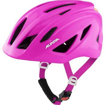 Alpina PICO FLASH, dječja biciklistička kaciga, roza