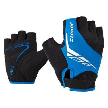 Ziener CENIZ, muške rukavice za bicikl, plava