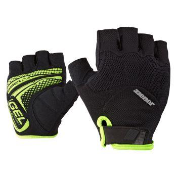 Ziener COLIT, muške rukavice za bicikl, crna