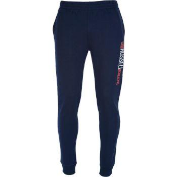 Russell Athletic EST 1902 - CUFFED PANT, muške hlače, plava