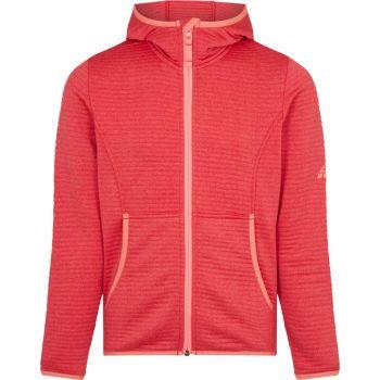 McKinley AAMI GLS, dječja majica za planinarenje, crvena