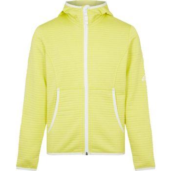 McKinley AAMI GLS, dječja majica za planinarenje, žuta
