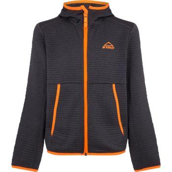McKinley AAMI JRS, dječja majica za planinarenje, crna