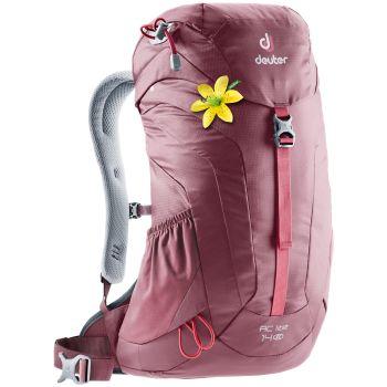 Deuter AC LITE 14 SL, planinarski ruksak, crvena