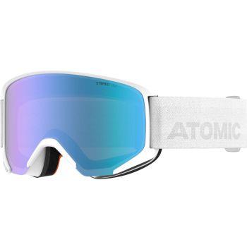 Atomic SAVOR STEREO, skijaške naočale, bijela
