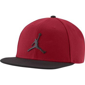 Nike JORDAN PRO JUMPMAN SNAPBACK HAT, muška kapa, crvena