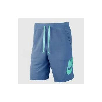 Nike SPORTSWEAR ALUMNI FRENCH TERRY SHORTS, muške hlače, plava