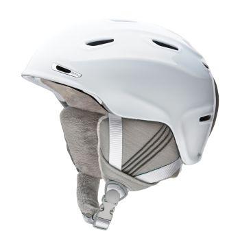 Smith ARRIVAL, ženska skijaška kaciga, bijela