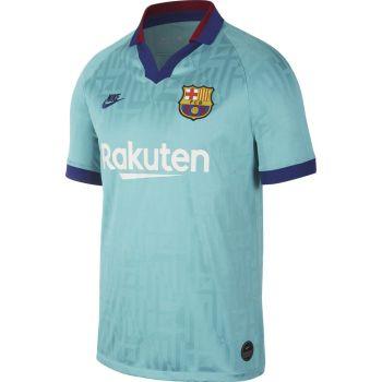 Nike FCB M NK BRT STAD JSY SS 3R, muški nogometni dres, plava