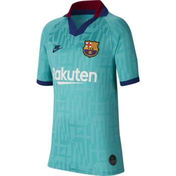 Nike FCB Y NK BRT STAD JSY SS 3R, dječji nogometni dres, plava