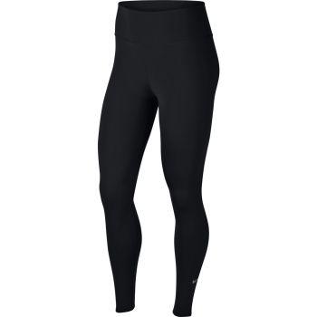 Nike ONE LUXE MID-RISE LEGGINGS, ženske tajice za fitnes, crna