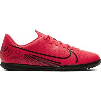 Nike JR VAPOR 13 CLUB IC, dječje tenisice za nogomet, crvena