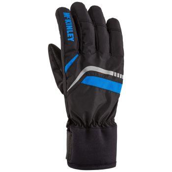 McKinley AUGUSTINO UX, muške skijaške rukavice, crna
