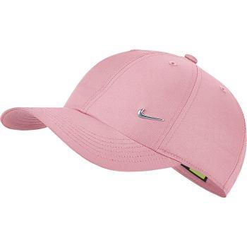Nike HERITAGE86 ADJUSTABLE HAT, dječja kapa za fitnes, roza
