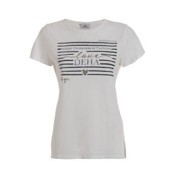 Deha T-SHIRT, ženska majica, bijela