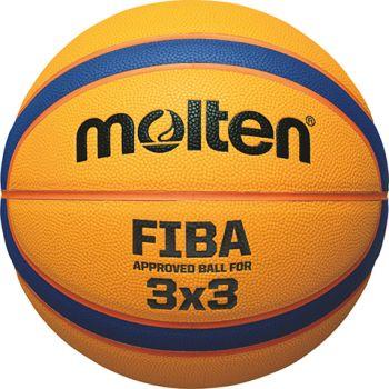 Molten B33T5000, košarkaška lopta, žuta